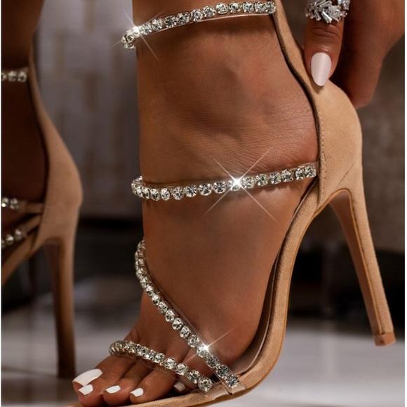 Victoria K Womens Lavish Sandals